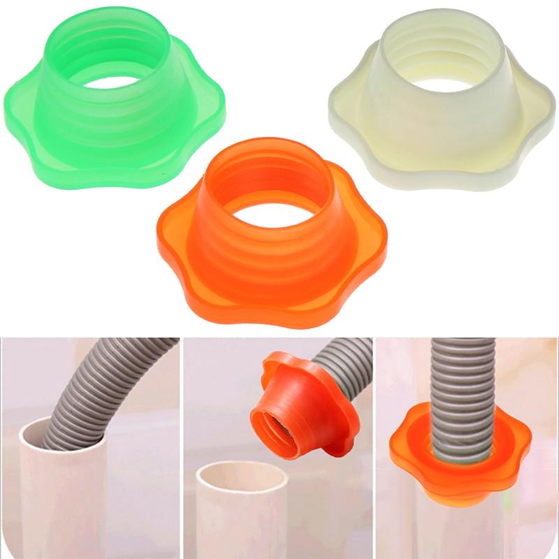 1 Uds. Desodorante Anti-olor Gel de sílice sello anillo lavadora piso de la piscina drenaje sellado tapón desagüe de cuarto de baño pipa
