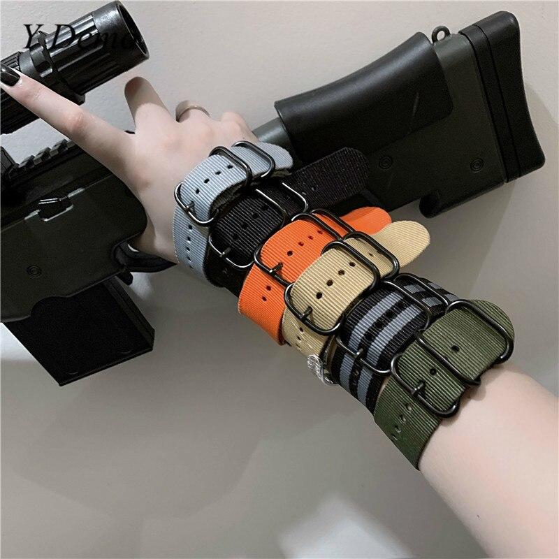 Punk Casual pareja ajustable hebillas pulsera Rock Cool accesorio