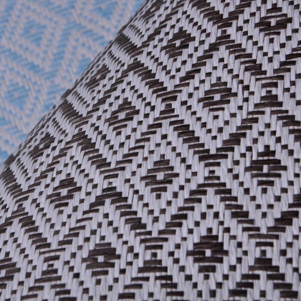 MY WIND 2020, trama de papel marrón y azul con forma de diamante pequeño, decoración de pared de moda, cuatro colores a elegir