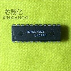 NJM3772D2 DIP22