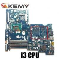 akemy ahl50 abl52 la c701p for hp 15 ac 15t ac 250 g4 notebook laptop motherboard i3 5005u 823082 601 test ok fast ship