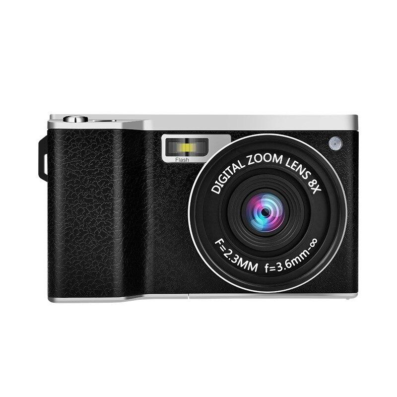 كاميرا رقمية احترافية للتصوير الفوتوغرافي ، 24 مليون بكسل ، زاوية عريضة ، HD ، IPS ، 4.0 بوصة ، شاشة ضغط ، كاميرا DSLR