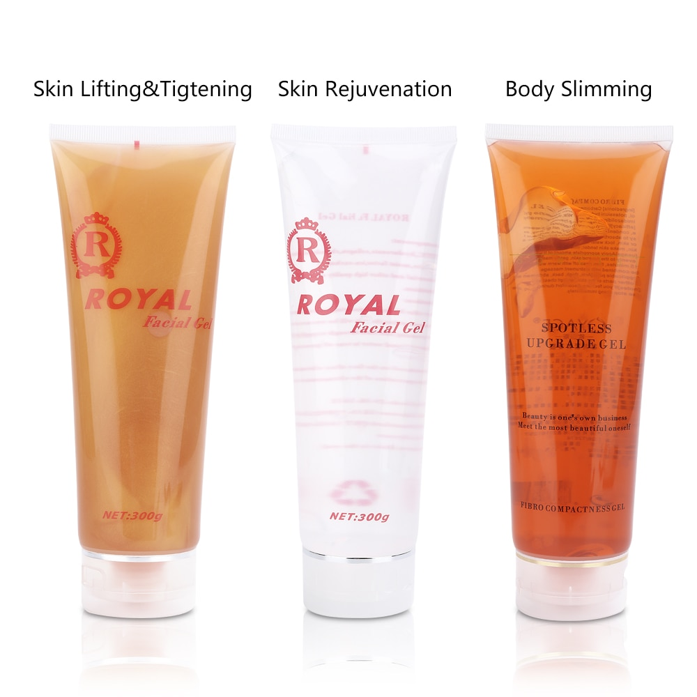 Ultrasonic RF Moisturizing Cream Gel For Massager Beauty Device Lifting Tighten Rejuvenation Body Slimming Cream