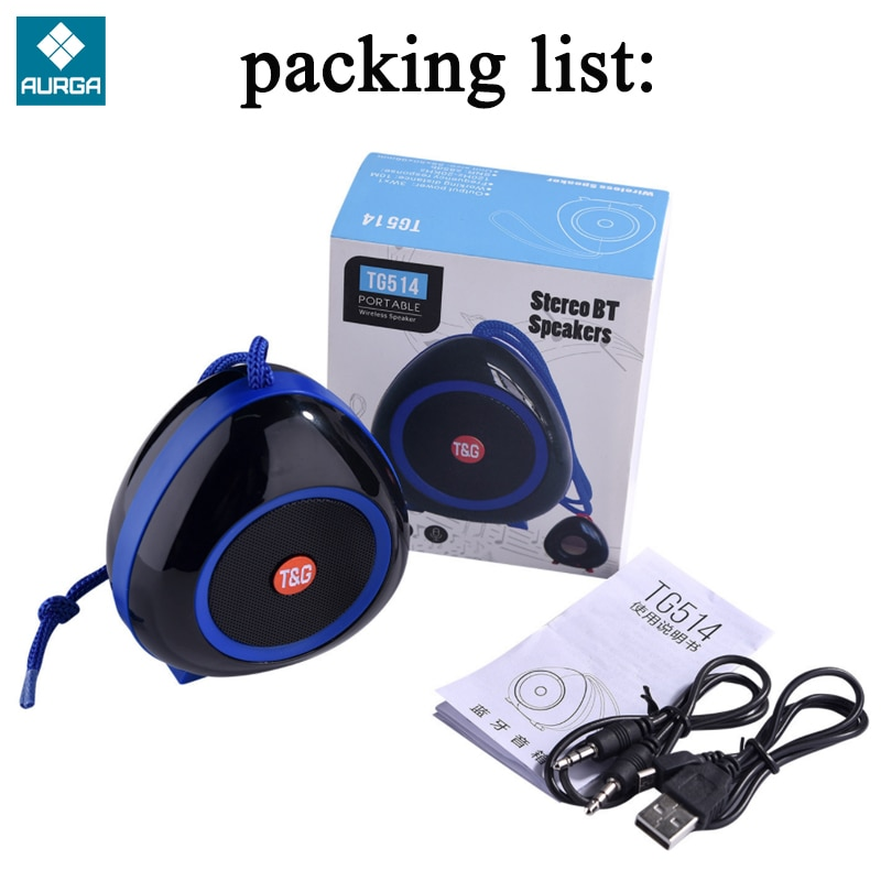 Mini Bluetooth-compatible Speaker Small Sound Box Round BT Speaker Bluetooth Stereo Triangle 5.0 Speakers Support FM TF Card AUX enlarge