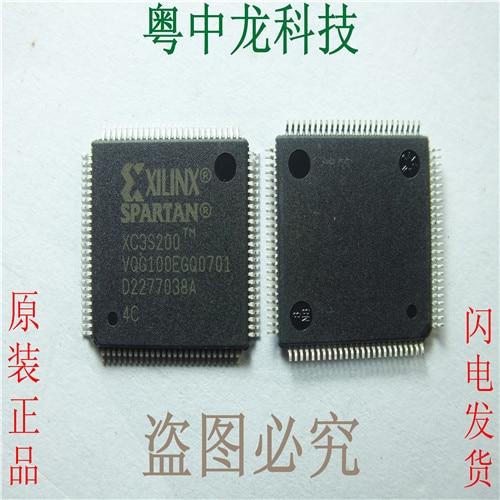 XC3S200-4VQG100C IC Integrado Chip de Circuito Original