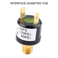pressure switch valves switch 90 psi 120 psi air compressor pressure control switch car automatic pump tank valve heavy duty
