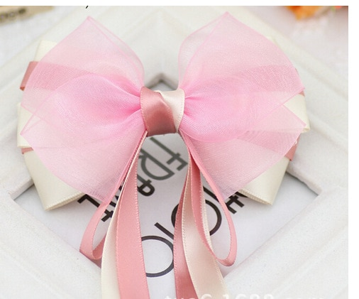 Korean women's bangs clip beach travel vacation flower hair clip jewelry wholesale duckbill clip hair ring spring clip cosplay