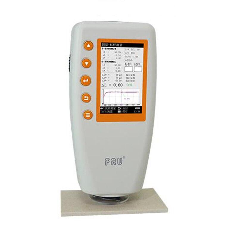 مقياس ضوئي دقيق من FRU WN700D قابل لإعادة الشحن ، بطارية ليثيوم عالية السعة. تغطية الطول الموجي 400nm ~ 700nm