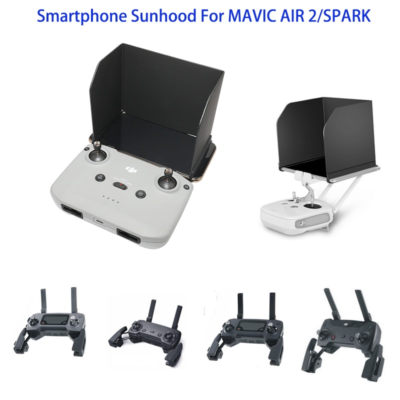 a-distanza-di-controllo-monitor-parasole-hood-smartphone-tablet-mantice-per-dji-mavic-pro-2-aria-spark-phantom-3-4-inspire-drone-parte