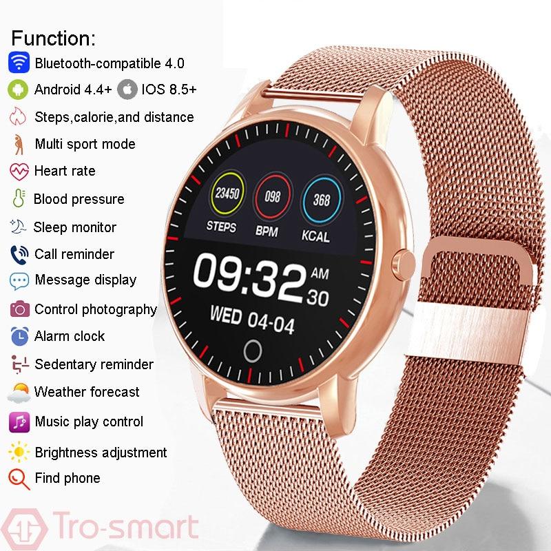 Sport Smart Watch Women Men Smartwatch Electronics Smart Clock For Android IOS Fitness Tracker New S