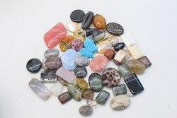 Grânulos soltos 50 peças jade/ágata turquesa/coral para diy jóias fazendo fppj grânulos por atacado natureza gem pedra