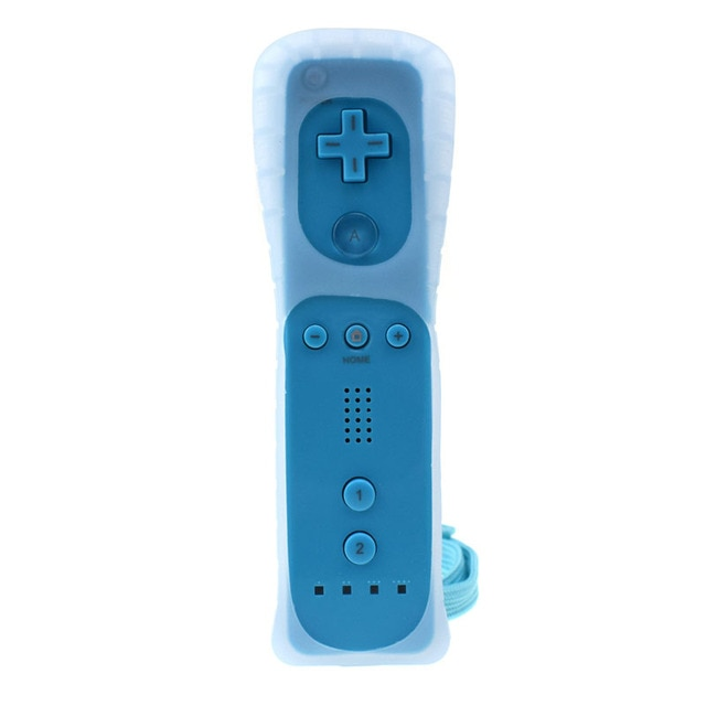 7 Colors 1pcs  Wireless Gamepad  For Nintend Wii Game Remote Controller  Joystick without Motion Plus 6