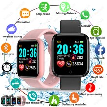 2021 Smart Watches Men Women Kids Smartwatch Blood Pressure Heart Rate Monitor Sports Fitness Bracel