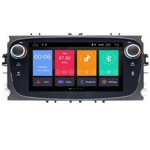 Unité principale de lecteur multimédia de voiture dips DSP 2din Android 10 pour FORD/FOCUS/Mondeo 9/S-MAX/C-MAX/galaxie/Kuga