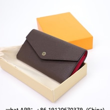 top luxury brand new fashion bag multifunctional wallet High quality women wallet large capacity ret