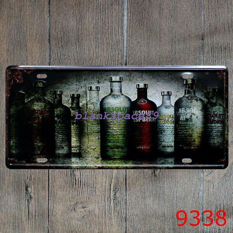 Letrero de lata de Metal para decoración de Bar, Pub, hogar, Retro,...