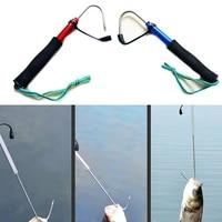 telescopic fishingfishing goodsforfishing accessoriesgaff 60cm 90cm 120cm stainless steel aluminum spear hook tack