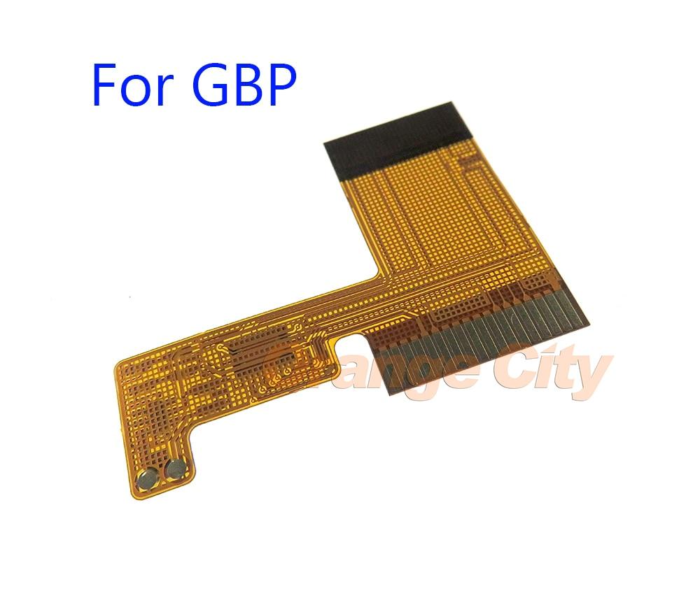Reemplazo ChengChengDianWan para Nintendo GBP GBC NGPC línea gameboy color relieve cable de pantalla para GBP GBC NGPC