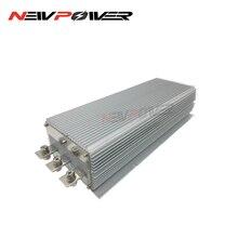 20v-40v 28v 30v 32v 36v dc 24v a 48v 50 ampères dc conversor 2400w impulso intensificar a fonte de alimentação