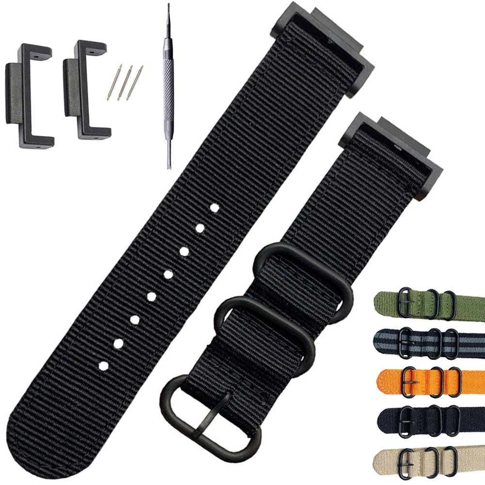 New 16mm Adapter Connector Accessories and Watchband for G-Shock GA-110/100/120 GD-100 DW-5600 6900 Refit  Watch band Strap