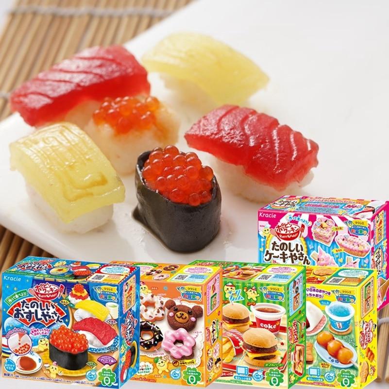 Дети Diy ПОПИН Кулинария ручной работы кухня, чтобы притворяться игрушки