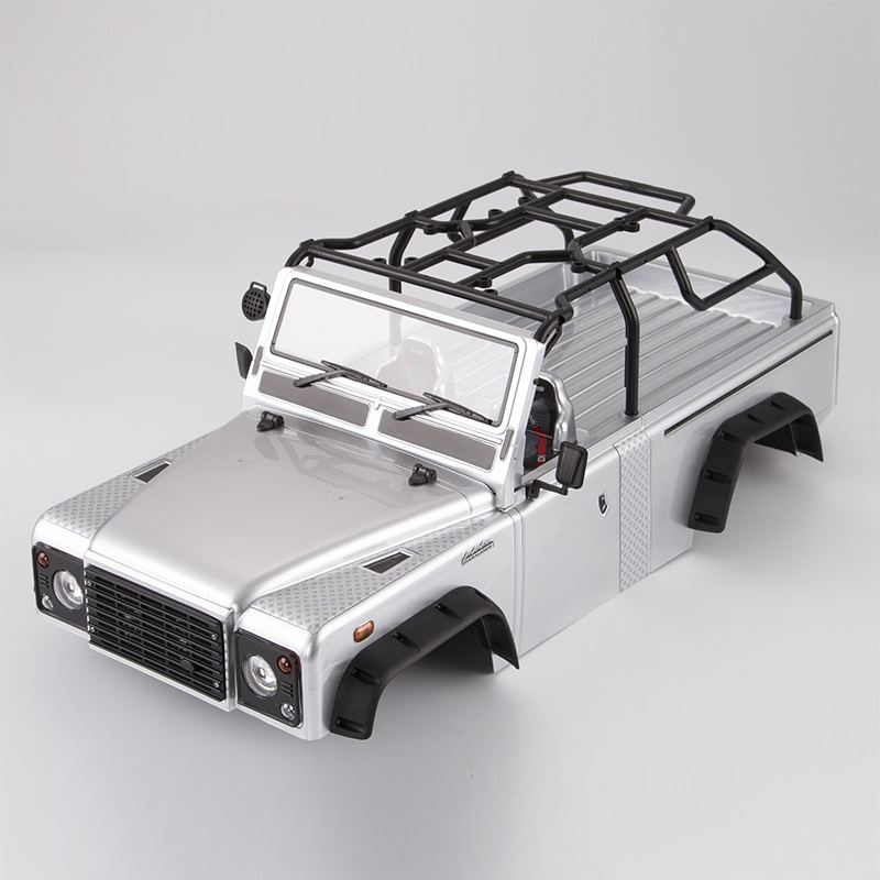 Killerbody 48729 MARAUDER RC Car Body Shell Spare Part Finished Remote Control Truck with Light Kids