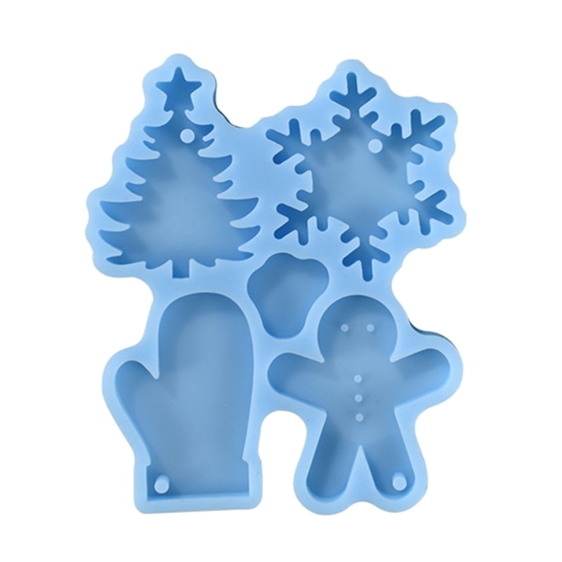 N58F Irregular Christmas Mold Kids Early Education Toys Interactive Toy for Children