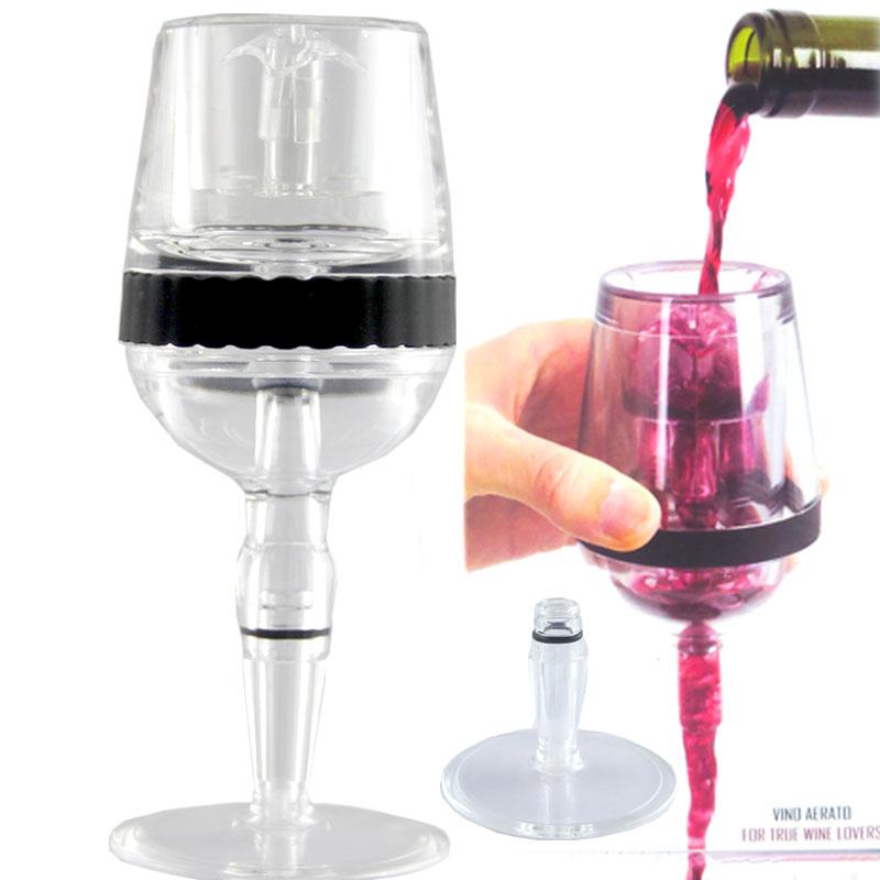 Vinho arejado vinho derrama barra ferramentas vinho decanter vácuo vinho rolha refrigerante refrigerador