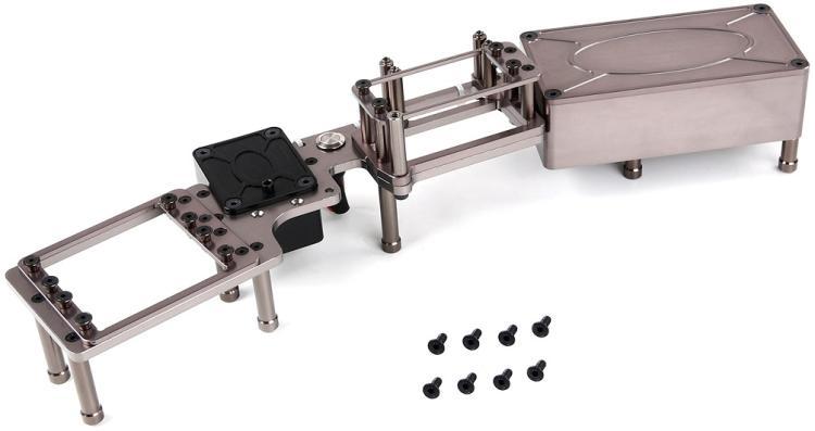 F5 RF5 CNC conjunto de compartimiento de Metal Universal MCD para ROVAN ROFUN
