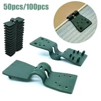 shade cloth plastic clips 50100pcs accessories grommets for net mesh cover sunblock fabric in garden backyard greenhouse