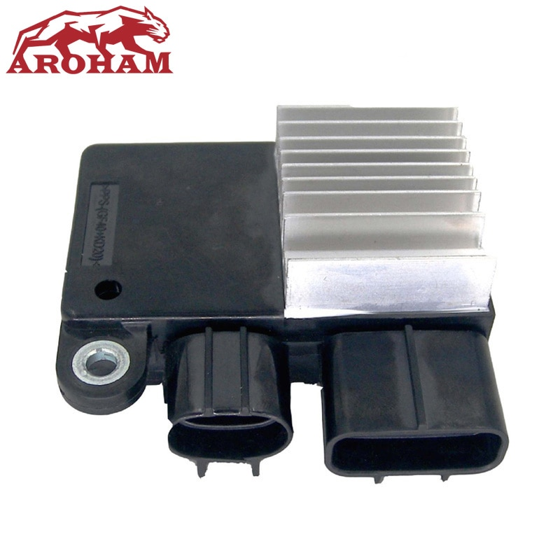 Cooling Fan Control Radiator Unit Module ECU ECM for Mazda 5 CX-7 Toyota Corolla Matrix 89257-12010 L33L1515Y 499300-3400