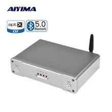 AIYIMA ES9038Q2M Fiber Coaxial USB Bluetooth 5,0 DAC Decoder QCC3008 Bluetooth 5,0 Empfänger XMOS208 Unterstützung APTX DIY Verstärker