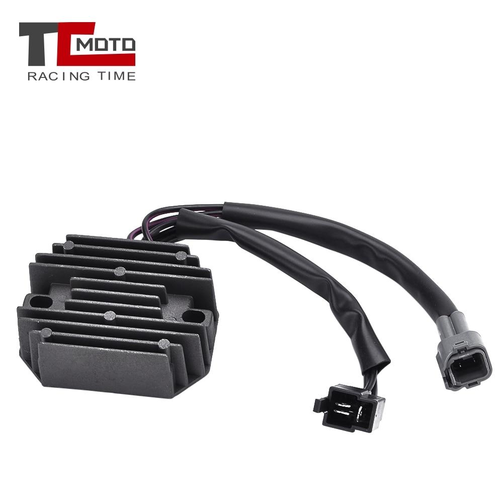 Regulador rectificador TCMOTO para Arctic Cat 3402-682 ATV 400/500 400 375 375 FIS 4X4, transmisión automática ACT 4X4 MRP AUTO