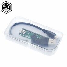 GREAT IT Teensy 2,0 + + USB AVR Development Board ISP U Disk клавиатура мышь Экспериментальная плата AT90USB1286 для Arduino