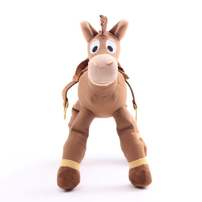 25cm Story Bullseye caballo peluche muñeca Juguetes Peluches muñeco caballo figura niños niña bebé niños regalo de cumpleaños