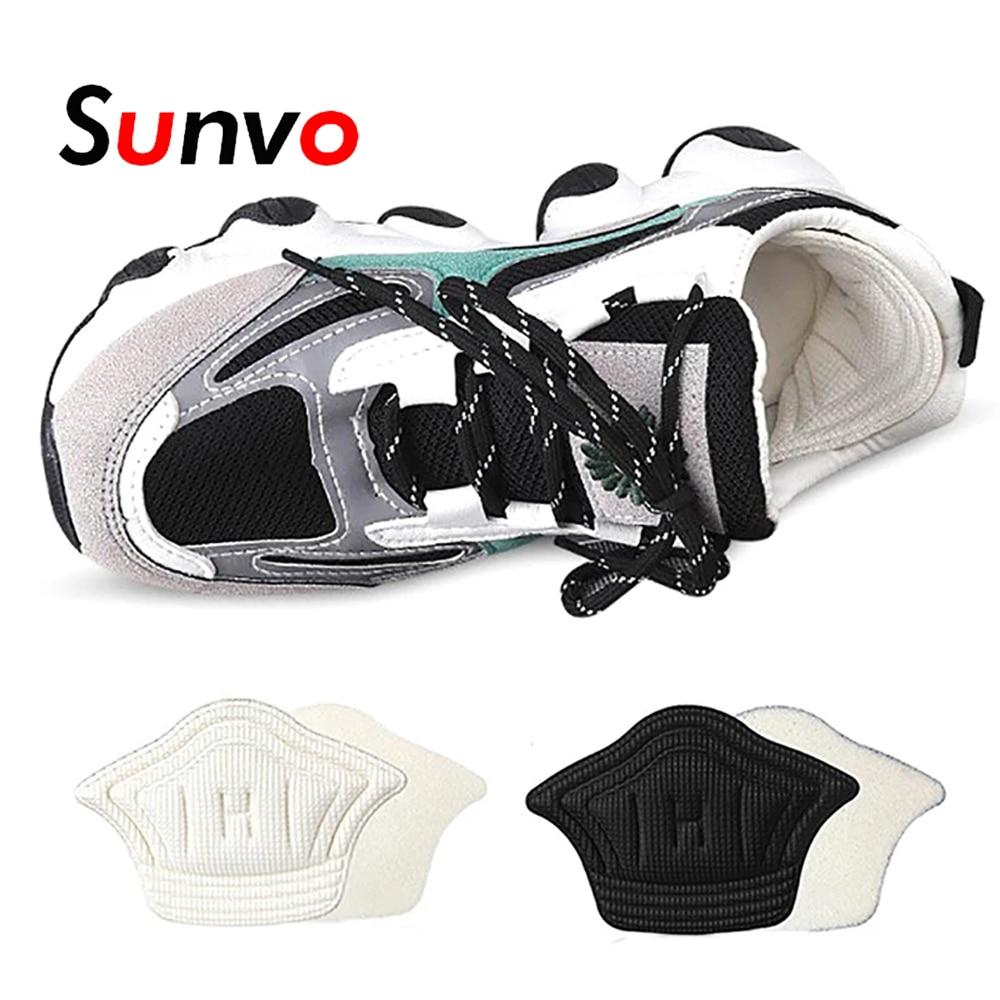 Shoe Heel Sticker Insoles for Women Sneakers Running Shoes Size Reducer High Heel Liner Grips Protec
