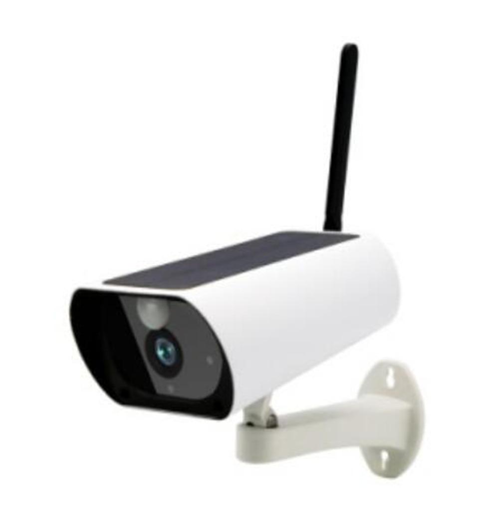 Caméra IP étanche HD 1080P   Caméra sans fil GSM 4G de carte SIM, caméra de vidéosurveillance en plein air avec Vision nocturne IR 2 mp