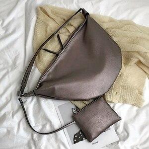 PU Leather Crossbody Bags For Women 2020 Small Shoulder Simple Bag Lady Phone Handbags and Purses  bolsos para mujer