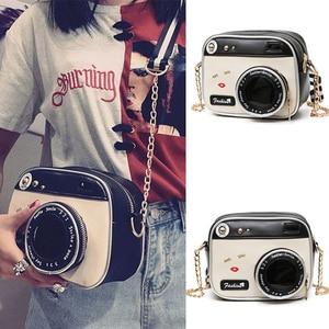 3d Camera Bag Fashion Polyester Shoulder Bag Camera Case For Canon Nikon Sony Lens Pouch Bag Waterproof Photography Photo Bag