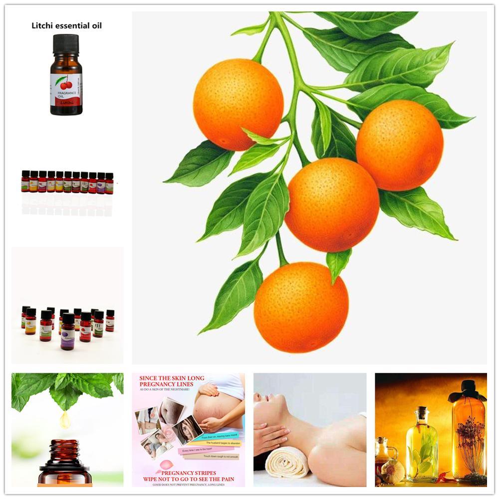 Aceites Esenciales de pomelo, limón, rosa, naranja amarga, 100% de aceite puro Natural para el cuidado de la piel, mascarilla, aceite de aromaterapia, 10ml