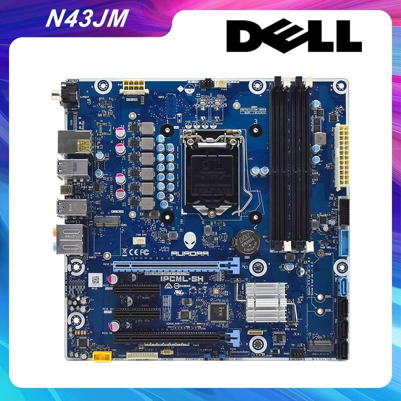 Placa base Original para ordenador de escritorio, tarjeta madre para Dell Alienware...