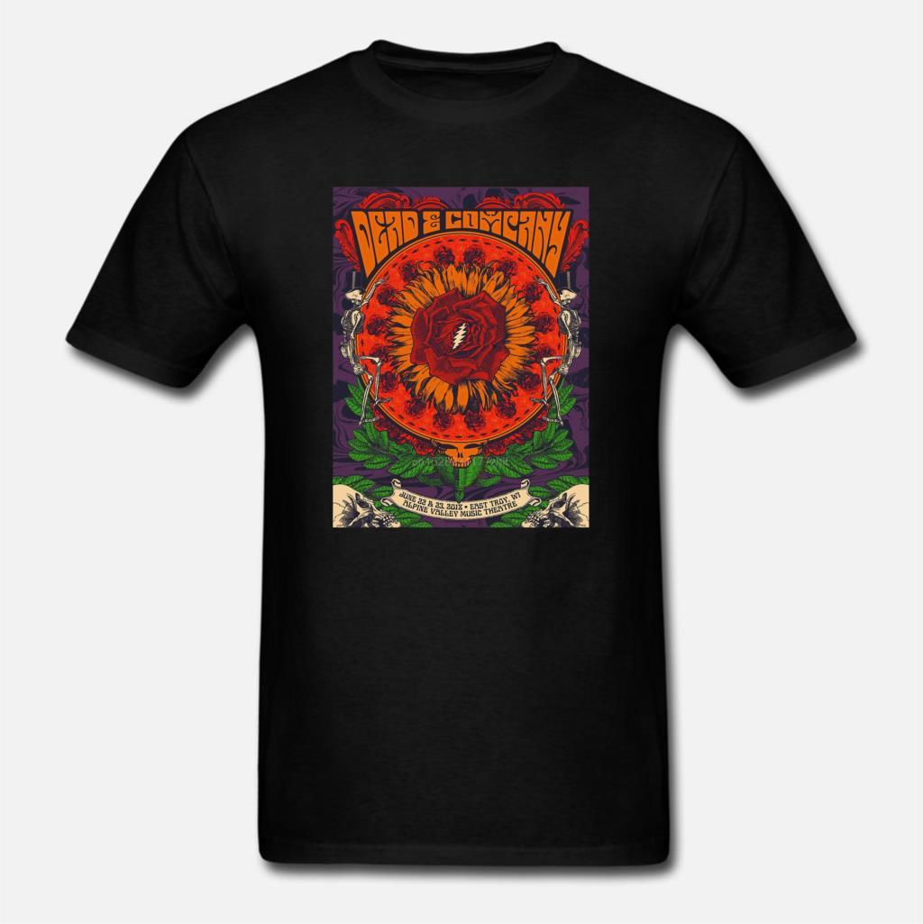 Camisa masculina t morto e empresa jne 22 & 23 east troy wi alpine valley música teatro feminino tshirt1