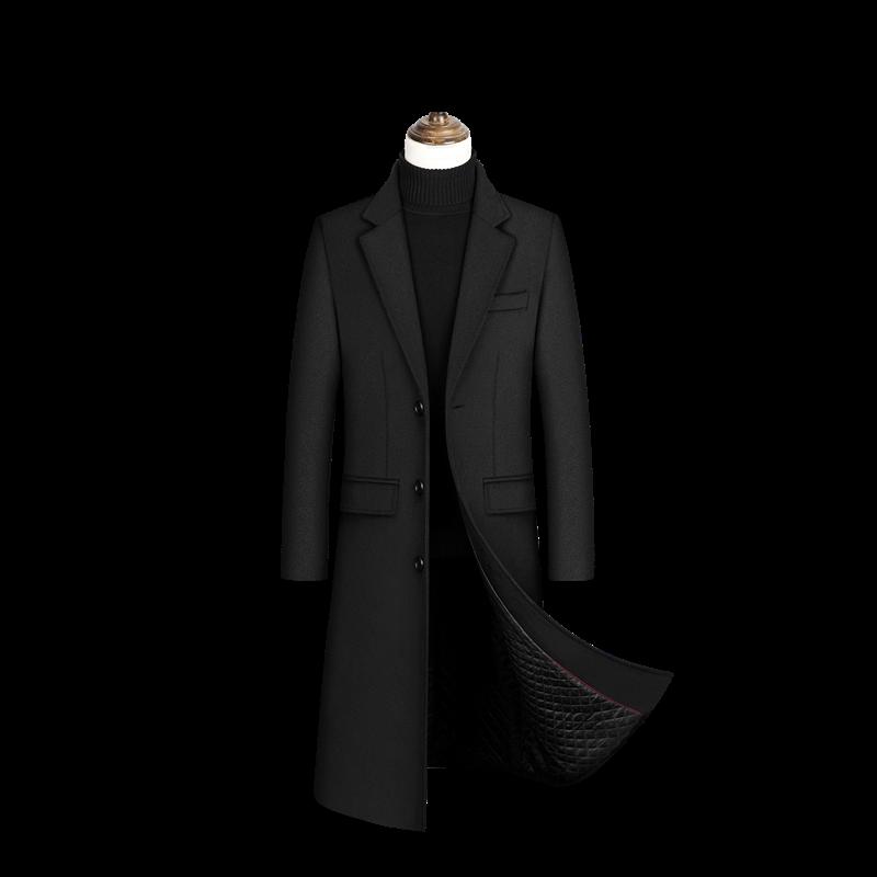محتوى الصوف 30% ، معطف الصوف الجديد في الخريف والشتاء ، ملابس الرجال ، معطف الرجال ، معطف الشتاء الرجال ، معاطف للرجال ، الرجال معطف الشتاء
