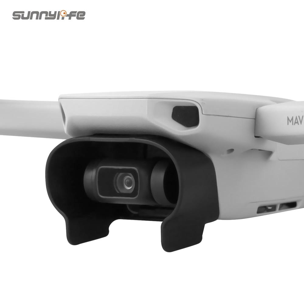 Sunnylife Lens Hood Anti-glare Lens Cover Gimbal Protective Cover Sunshade for Mavic Mini