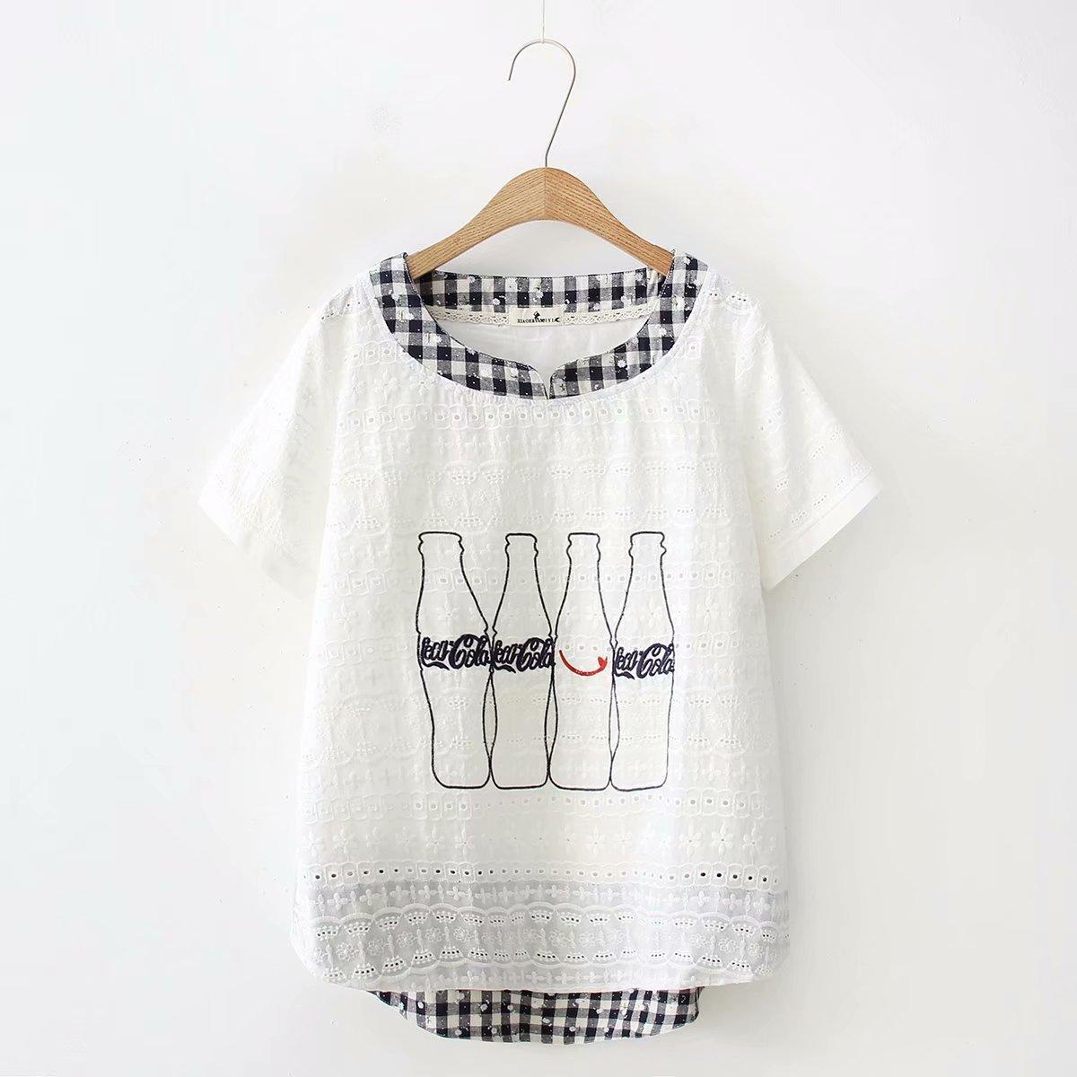 2019 impressão feminina tshirt algodão casual t camisa para senhora menina t camisa feminina