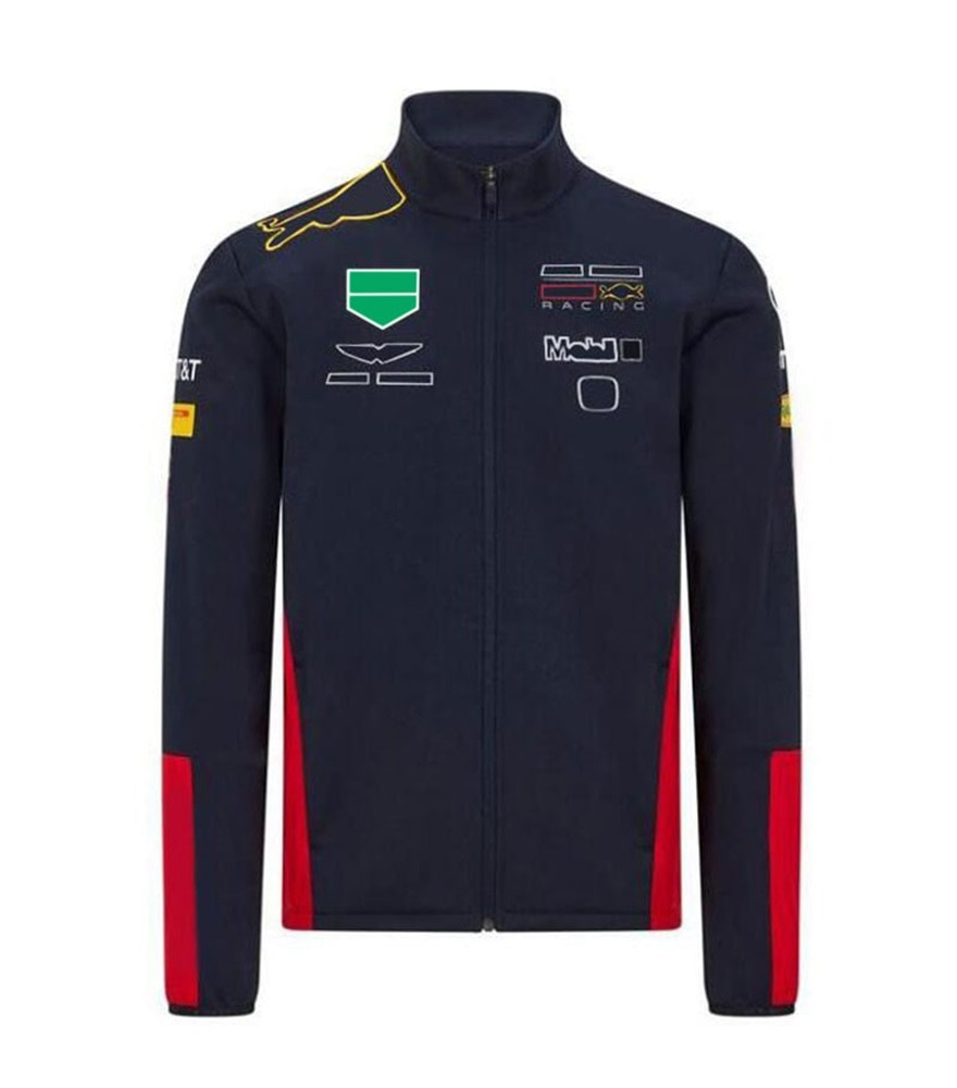 2021 new hot selling f1 racing hoodie car racing fans f1 team logo jacket with the same custom f1 jacket F1 racing hoodie, F1 car jacket, F1 team jersey, the same style is customized