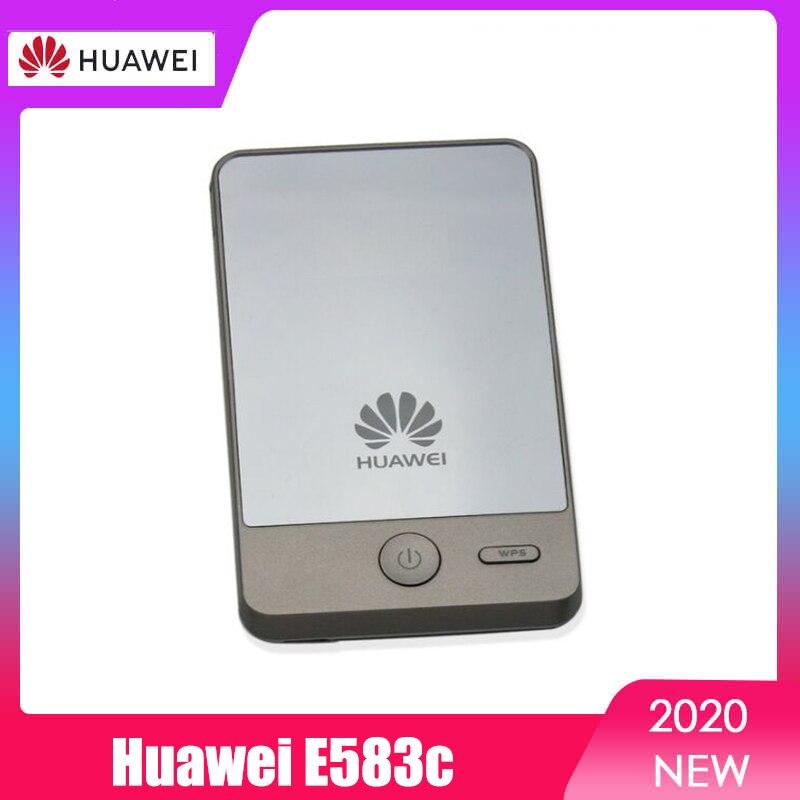 Unlocked Huawei E583C 3G 7.2Mbps Broadband Hotspot Wireless Router