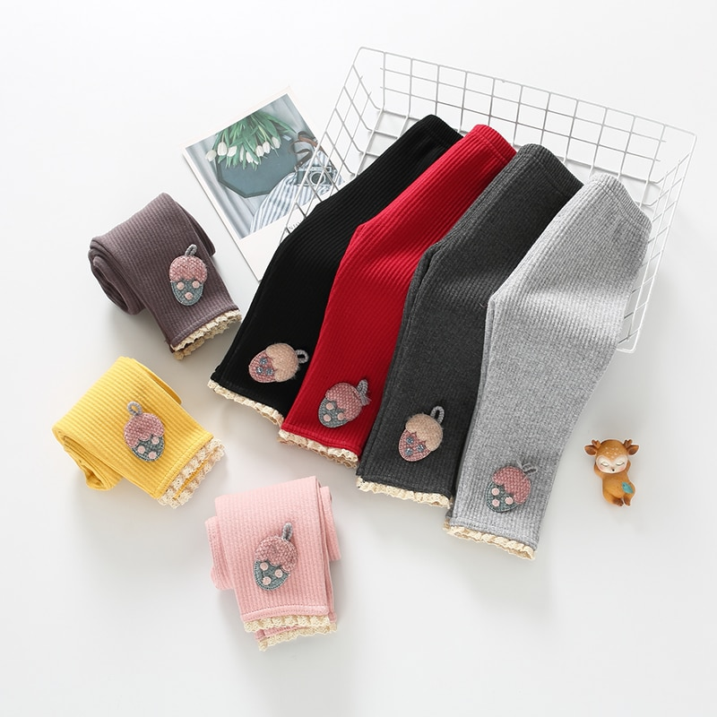 Pantimedias de bebé de invierno más terciopelo tejido grueso y cálido pantalones de bebé recién nacido Pantalones de fondo leggings de bebés pequeños 0-24M