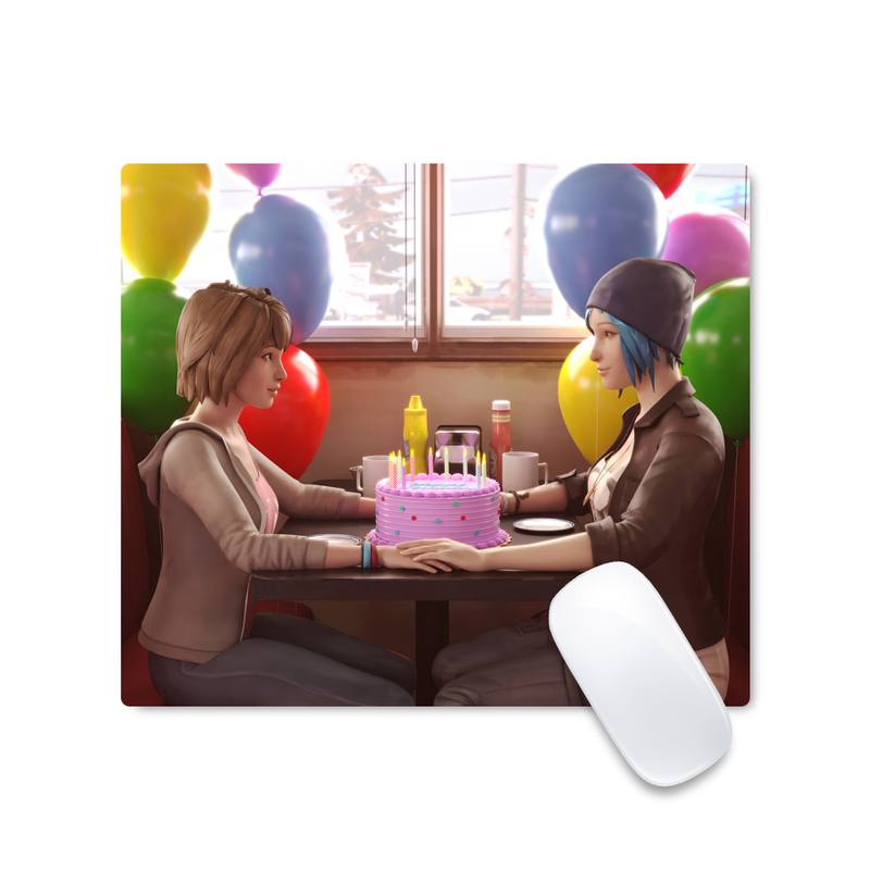 life is strange game Beautiful Anime Mouse Mat Desk Table Protect Game Office Work Mouse Mat pad Non-slip Laptop Cushion enlarge