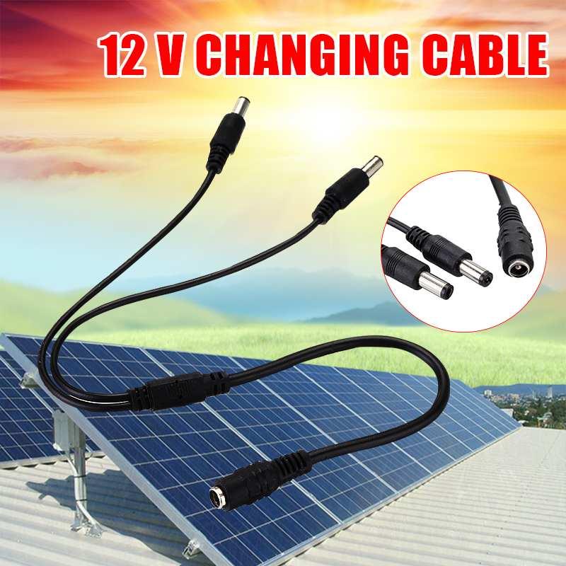 Cable de Panel Solar KINCO, Cable de extensión de conector de 12V 6/4/2, 5 mm2, Cable PV, Cable de cobre, conector Solar, Cable Solar PV